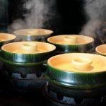 土鍋で炊き上げる美味しいご飯