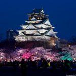 【大阪城】を眺めながら散策!