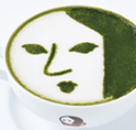 京都 よーじやカフェ 抹茶クリームしるこ